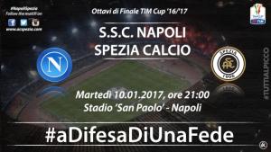Napoli-Spezia diretta live
