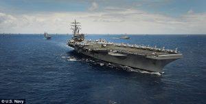 Donald Trump vuole costruire 80 navi militari