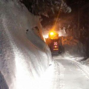 Maltempo, senza luce per neve: rimborsi automatici fino a 300 euro