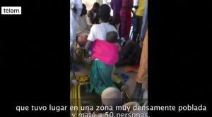 YOUTUBE Nigeria: jet militare sgancia bombe su campo profughi, più di 100 morti