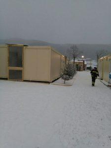 Norcia, 4 metri di neve: soccorsi coniugi inglesi rimasti isolati