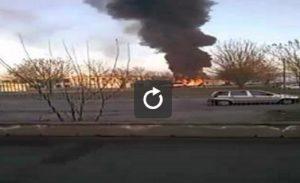 Noventa Vicentina: bus di studenti in fiamme, autista li fa scendere in tempo