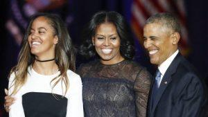 Obama, Sasha grande assente all'ultimo discorso. Ecco perché non c'era