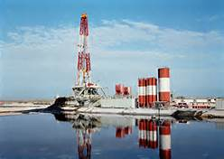 Giacimento di petrolio in Kuwait