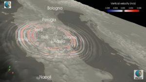 YOUTUBE Terremoto centro Italia, così onda sismica si è propagata