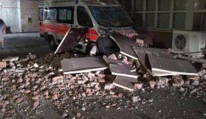 Terremoto, crolli all'ospedale di Amandola: 2 indagati per disastro colposo e frode