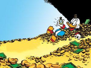 Trillionaire, l'uomo che può spendere un milione al giorno per 2738 anni