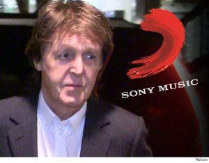 Paul McCartney rivuole i diritti delle canzoni dei Beatles e fa causa alla Sony