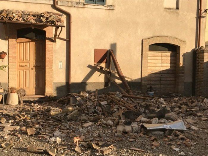 Terremoto, scossa 4.1 a Spoleto
