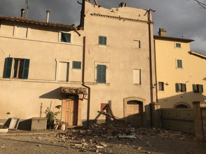 Terremoto, scossa 4.1 a Spoleto4
