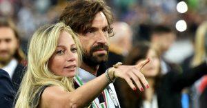 Andrea Pirlo di nuovo papà: Valentina Baldini aspetta due gemelli