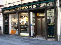 La pasticceria Pirona