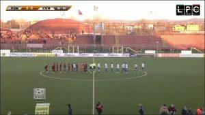 Pontedera-Pistoiese Sportube: streaming diretta live, ecco come vedere la partita