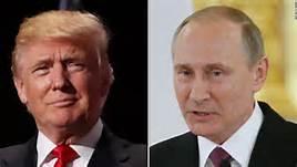 Donald Trump e Vladimir Purtin