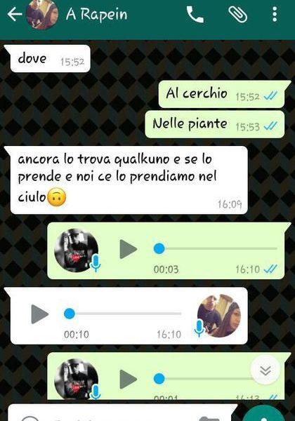 Barletta, rapina organizzata su Whatsapp. Incastrati dalla chat FOTO3