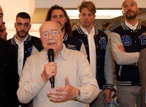Gianni Carbone, morto il vice presidente della Pro Recco