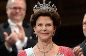 """Regina Silvia di Svezia: """"Nel mio castello ci sono fantasmi. sono piccoli amici"""""""