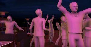 Istanbul, simulazione in 3D dell'attacco al Reina