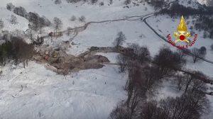 YOUTUBE Rigopiano, quel che resta dell'hotel: video dal drone