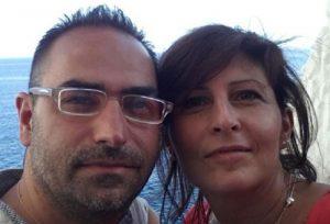 Fulvio Vagnarelli e Paola Tomassini, coppia marchigiana all'hotel Rigopiano