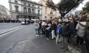 Terremoto Roma: riaperta la metropoliana linea A