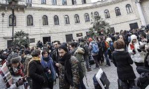 Terremoto nelle ossa, a Roma scuole e Ministeri si chiudono da soli
