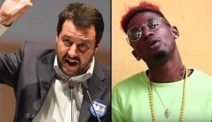 Matteo Salvini: Bello Figo? Vada a raccogliere il cotone e le banane