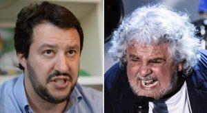 M5s, alleanza con Lega Nord dopo elezioni. La scoperta dell'acqua calda