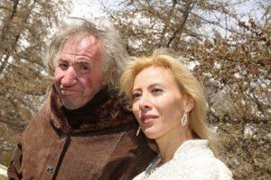 Eredità del milionario eremita: la giovane sposa Sandrine a bocca asciutta