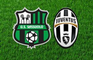 Sassuolo-Juventus diretta formazioni ufficiali video gol highlights pagelle foto