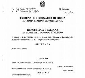 Beppe Signori non fu truffato dal Compro Oro: Patrizia Trimarchi improcedibile, Fabio Marciano assolto