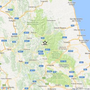 Terremoto Centro Italia, nuova scossa di magnitudo 3.8 ad Amatrice