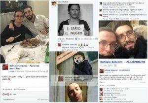 """Raffaele Sollecito contro Selvaggia Lucarelli: """"Su Facebook solo goliardia"""""""