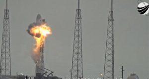 SpaceX pronto per un nuovo lancio dopo l'esplosione a Cape Canaveral