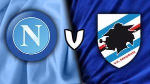 Napoli-Sampdoria, diretta live