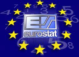 Un logo di Eurostat