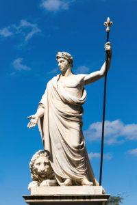 La statua di Ferdinando III