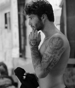 Stefano De Martino (foto Instagram)