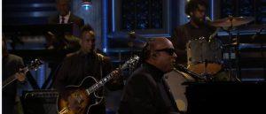 "Tonight Show, ""My Michelle mon amour"": serenata alla First Lady"
