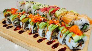 Sushi, fa ingrassare quanto un Big Mac? Nuovi studi dicono che...