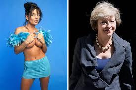 Trump gaffe: Theresa May per lo staff diventa Teresa May... star a luci rosse