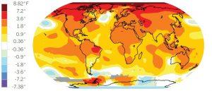 """Nasa: """"2016 l'anno più caldo di sempre"""". Allerta riscaldamento globale"""