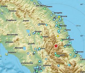 Terremoto Centro Italia: scossa magnitudo 5.4 tra Accumoli e Amatrice