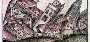 Terremoto. 3 gennaio 1117: l'Apocalisse da Bergamo a Pisa, il primo sisma misurato