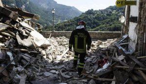 Terremoto a Roma quarta scossa alle 14.33 del 18 gennaio. Epicentro a 100 km