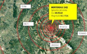 Terremoto: triangolo delle scosse tagliato fuori dal mondo, non si arriva e non si sente