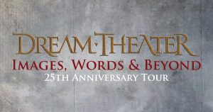 "Dream Theater, nuove date in Italia: troppa richiesta per ""Images, Words and Beyond"""