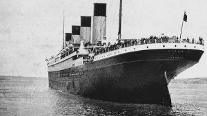 Titanic, incendio per giorni indebolì acciaio prima dell'iceberg