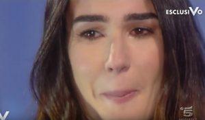 YOUTUBE Silvia Toffanin piange con Claudia Galanti a Verissimo