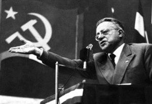 """""""Rossi"""" da Togliatti a Berlinguer (Bianca): diceva Marx della farsa..."""